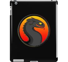Toothless Victory! iPad Case/Skin
