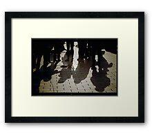 Road to Oz Framed Print