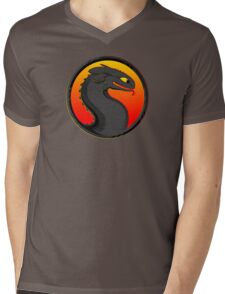 Toothless Victory! Mens V-Neck T-Shirt