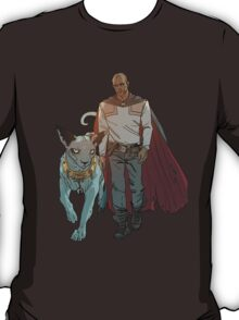 The Will and Lying Cat T-Shirt