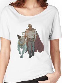 The Will and Lying Cat Women's Relaxed Fit T-Shirt