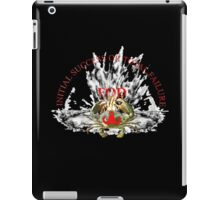 Initial Success or Total Failure iPad Case/Skin