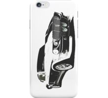 Mustang GT500 Graphic iPhone Case/Skin