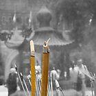 Hong Kong Incense by John Papaioannou