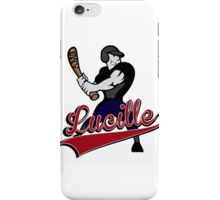 The Walking Dead Lucille iPhone Case/Skin