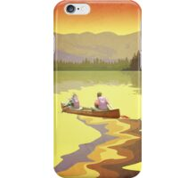 Phone case: Canoe Lesse iPhone Case/Skin