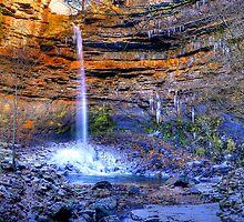 Hardraw Waterfall by Stephen Smith