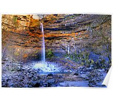 Hardraw Waterfall Poster