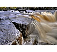 The River Swale Photographic Print