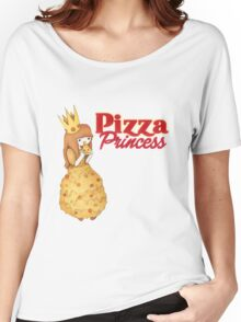 Pizza Princess - Adventure Time Style  Women's Relaxed Fit T-Shirt