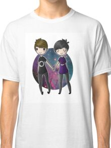 Dan & Phil (READ THE DESCRIPTION) Classic T-Shirt