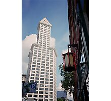 Smith Tower, Seattle, Washington Photographic Print