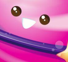 Kawaii Candy Planet Sticker