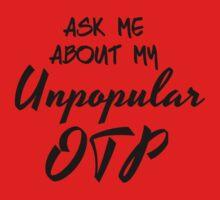 Unpopular OTP by brightgemini