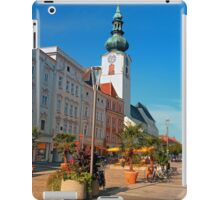 Summer in the city | architectural photography iPad Case/Skin