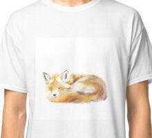 That Sleepy Fox Classic T-Shirt