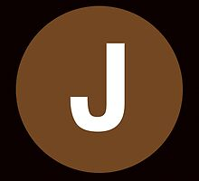 J Train Placard by axemangraphics