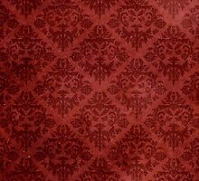 Vintage Patterned Wallpaper 05 by Lost & Found