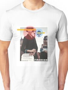 Fashion Collage Unisex T-Shirt