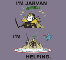 Jarvan help by themystory1