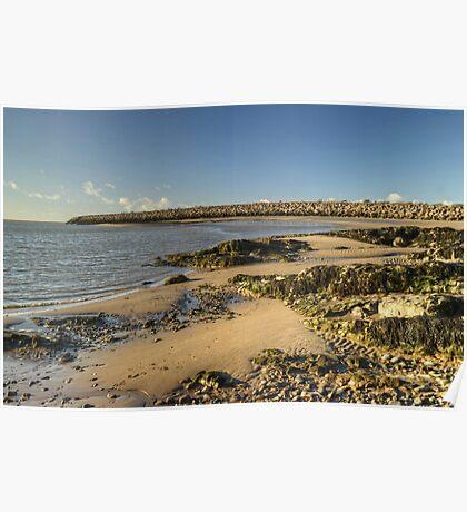 The Cumbrian Coast - Hodbarrow Poster