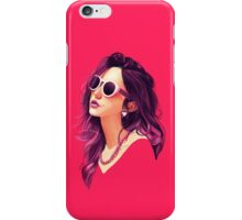 Pink Summer iPhone Case/Skin