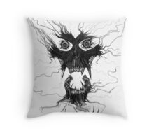 Nathaniel (cover) Throw Pillow