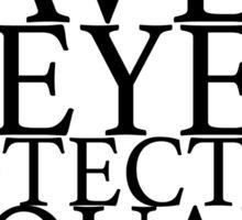 raven reyes protection squad  Sticker