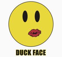 Duck Face Kids Clothes