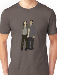 Tara and Eugene Unisex T-Shirt