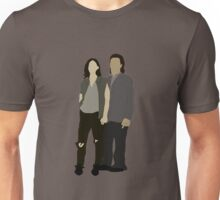 Tara and Eugene Unisex T-Shirt