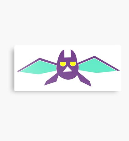 Crobat Pokemon  Canvas Print