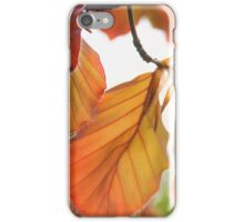 Leaves 1 iPhone Case/Skin