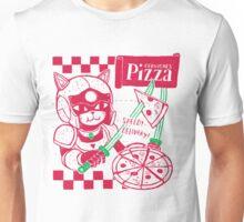cerviche's pizza Unisex T-Shirt