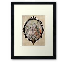 The Garden of Delights Framed Print