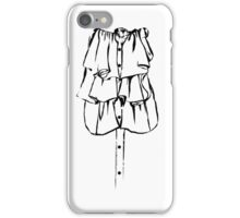 Puffy Shirt iPhone Case/Skin