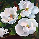 Immaculate magnolias. by FER737NG