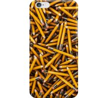 Pencil it in iPhone Case/Skin