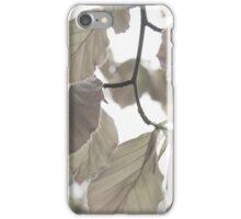 Leaves 8 iPhone Case/Skin