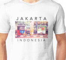 Jakarta Indonesia T-Shirt Unisex T-Shirt