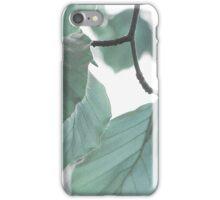 Leaves 9 iPhone Case/Skin