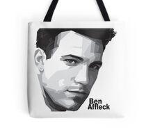Ben Affleck Batman Portrait Tote Bag