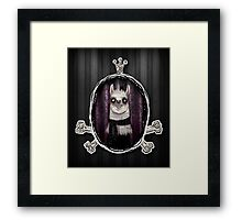 _ml Framed Print