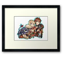 Httyd2 - Don`t touch my Hiccup Framed Print