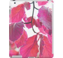 Leaves 10 iPad Case/Skin