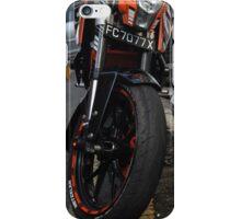 MotoBike iPhone Case/Skin