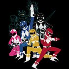 power glove rangers by louros