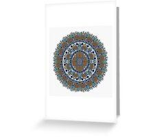 Knit Mandela Greeting Card