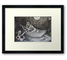 Lifeline Framed Print