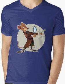 I believe in Basil!! Mens V-Neck T-Shirt